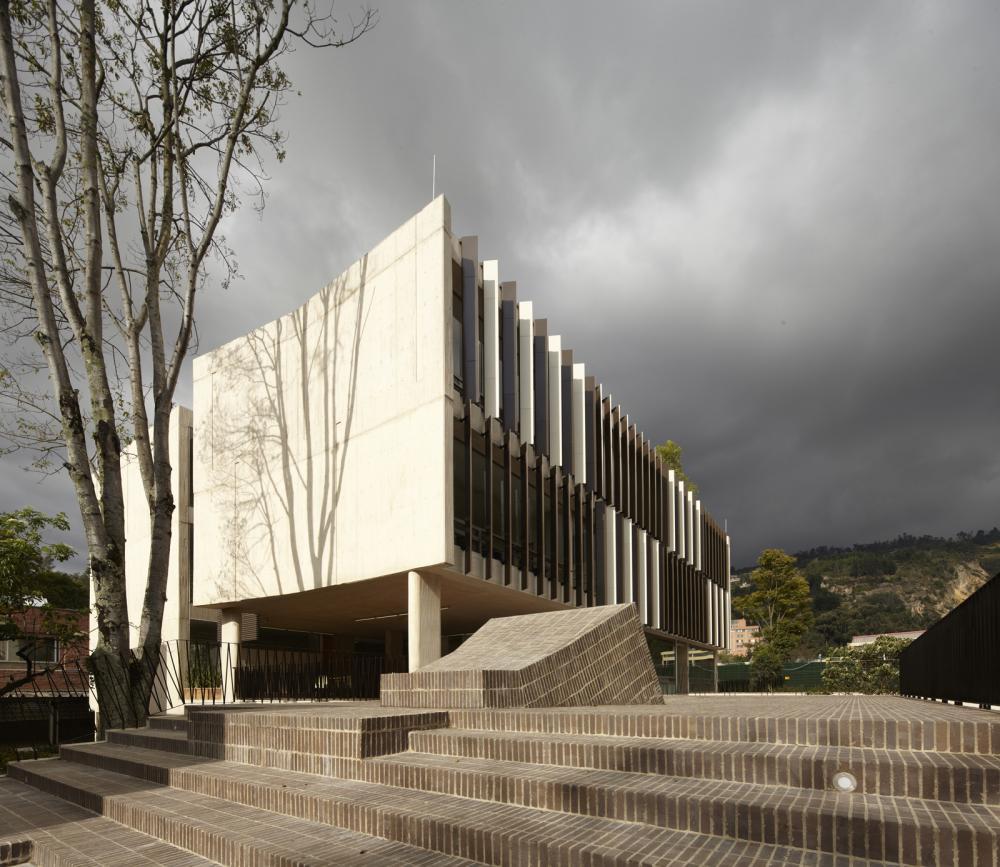 Arquitectura: Gimnasio Campestre School In Bogotá, Colombia